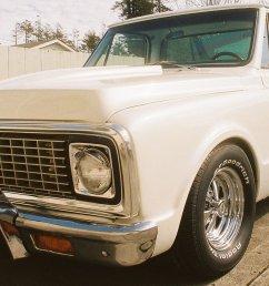 1971 chevy pick up [ 1503 x 879 Pixel ]