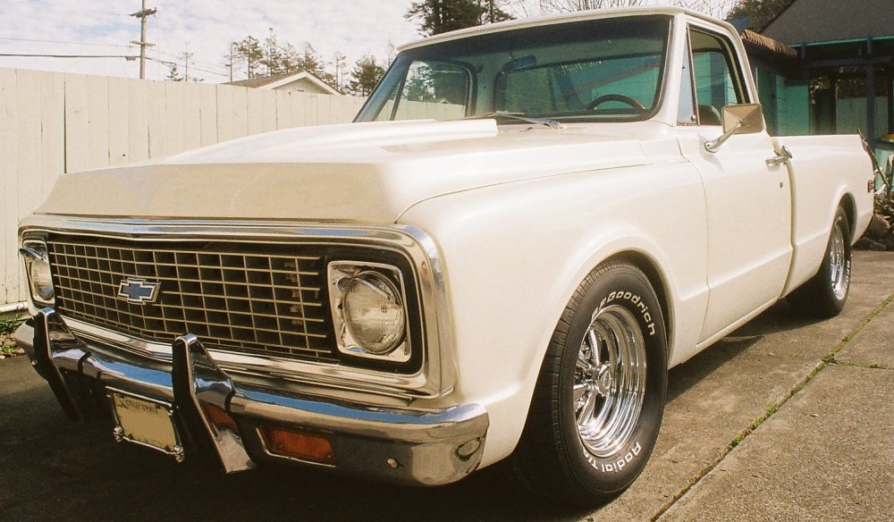 medium resolution of 1971 chevy pick up