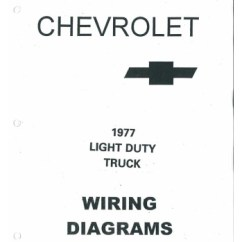 Willys Jeep Wiring Diagram Strat 5 Way Super Switch 1977 Chevrolet Truck Diagrams