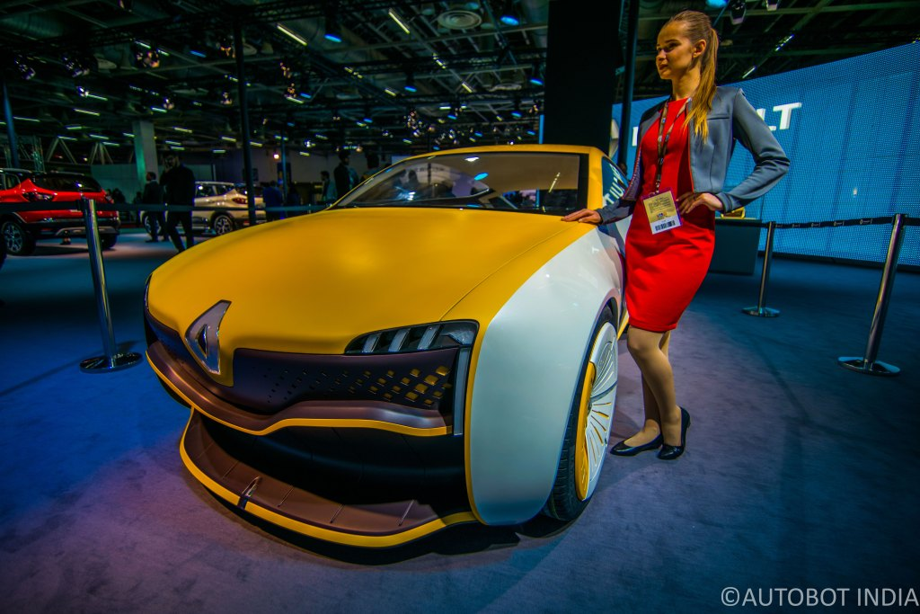 Top concepts auto expo 2018 - Renault The concept