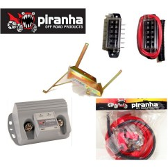 Sca Dual Battery Kit Wiring Diagram Globe Theatre Piranha Tray And 140a Mitsubishi Pajero Nm