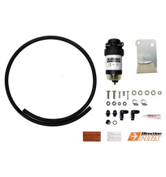 diesel fuel filter water separator toyota landcruiser 75 78 79 inc bracket arb [ 1600 x 1600 Pixel ]