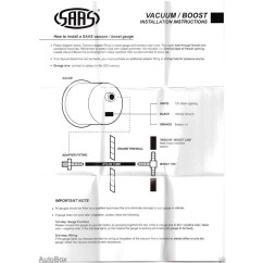 Skyline R33 Gtst Wiring Diagram Superwinch Solenoid Pillar Pod W Black Face Turbo Boost Ext Temp For Nissan Gtr