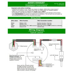 Autotecnica Water Temp Gauge Wiring Diagram What Is The Meaning Of Venn 2in1 Analogue Digital Trax Dual Diesel Turbo Boost