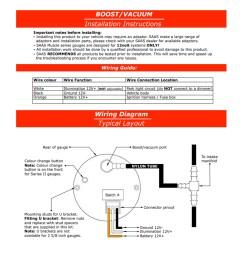 pillar pod w white boost dual volts gauge for nissan navara d22 1997 2014 [ 1600 x 1600 Pixel ]