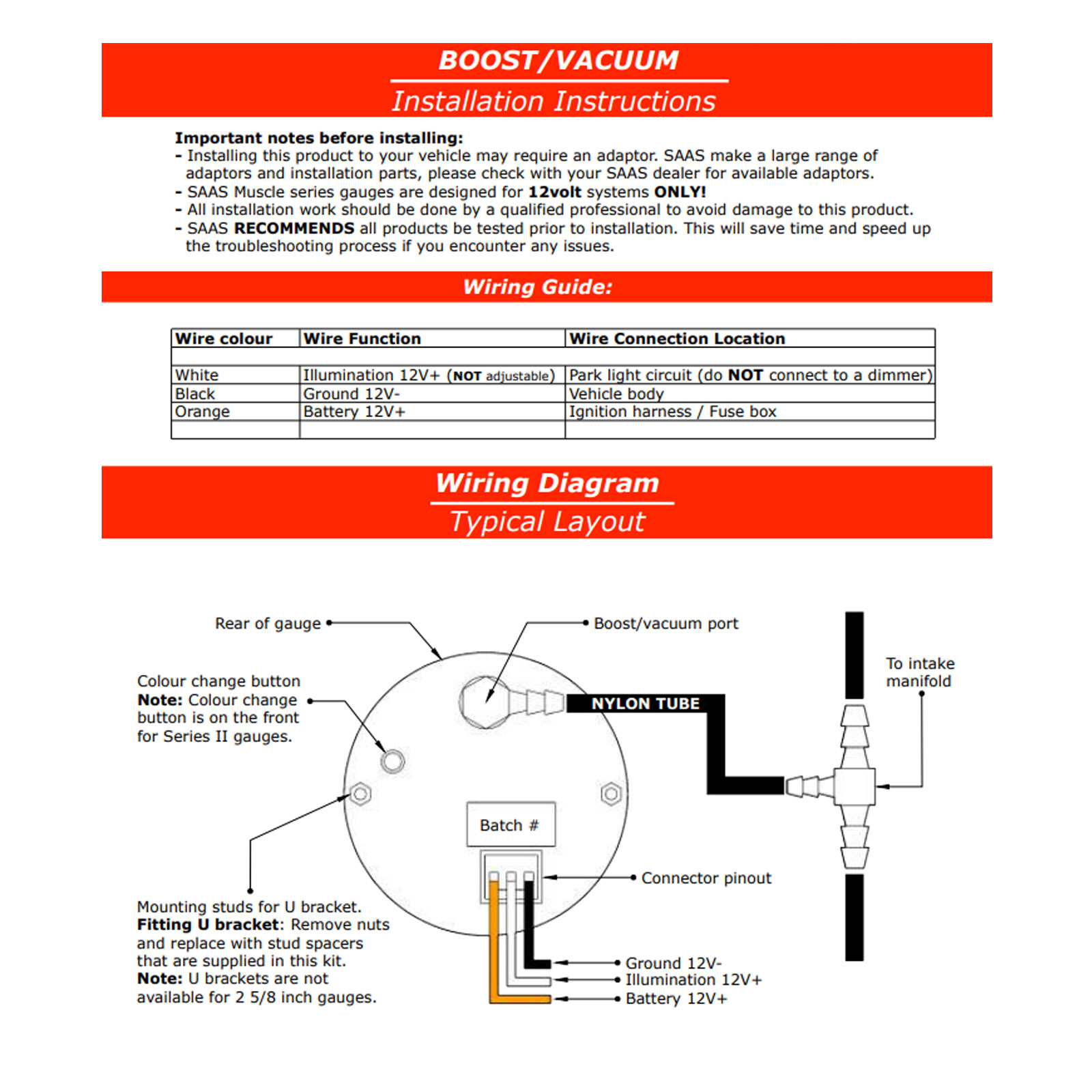hight resolution of pillar pod w white boost dual volts gauge for nissan navara d22 1997 2014