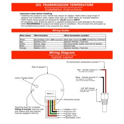 Ba Xr6 Icc Wiring Diagram 2006 Nissan Altima Radio Dual Gauge Pod W Black Oil Press And Trans Temp