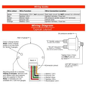 Saas Tachometer Wiring Diagram  Somurich