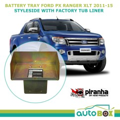 Dual Battery Ford Ranger Meiosis Diagram Worksheet Tray Px 2011 2015 Xlt Styleside With Factory Tub Liner