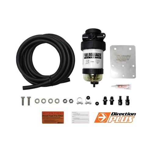 small resolution of diesel fuel filter water separator pre filter for nissan patrol y61 gu zd3 0 crd