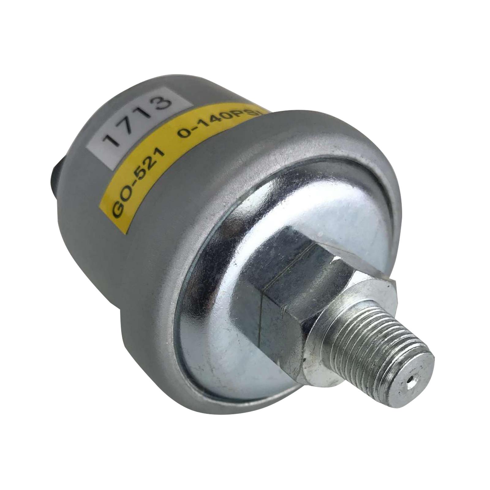 saas oil pressure gauge wiring diagram for single pole switch with pilot light sensor suits gauges 1 8 npt 140 psi