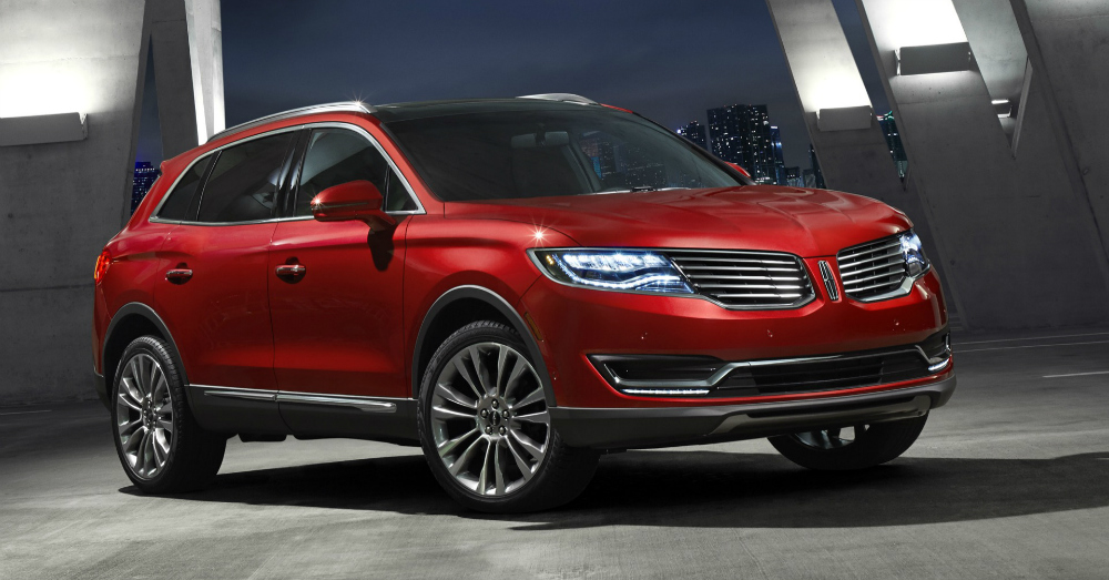 02.28.16 - 2016 Lincoln MKX