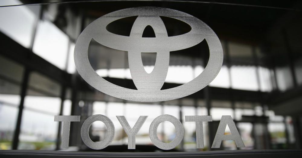 07.16.16 - Toyota Logo