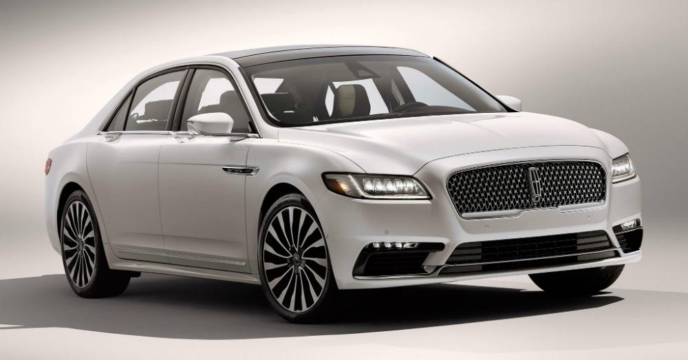 07.20.16 - 2017 Lincoln Continental