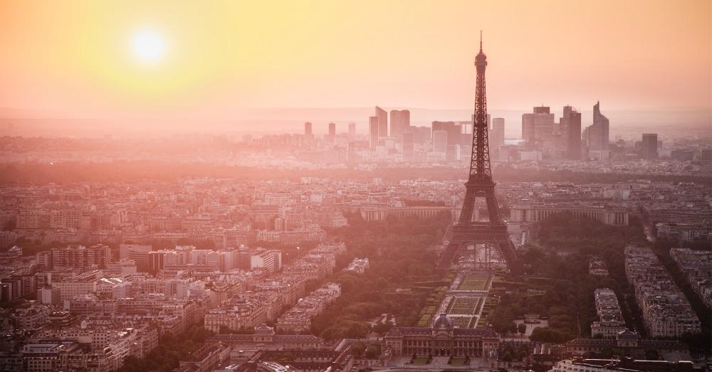 10.18.16 - Eiffel Tower