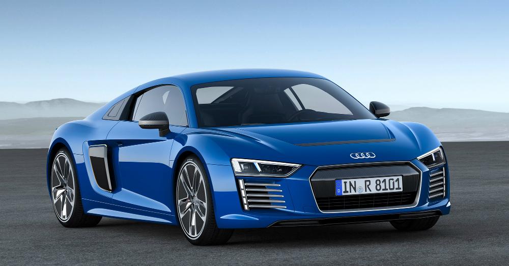 11.14.16 - Audi R8 e-tron