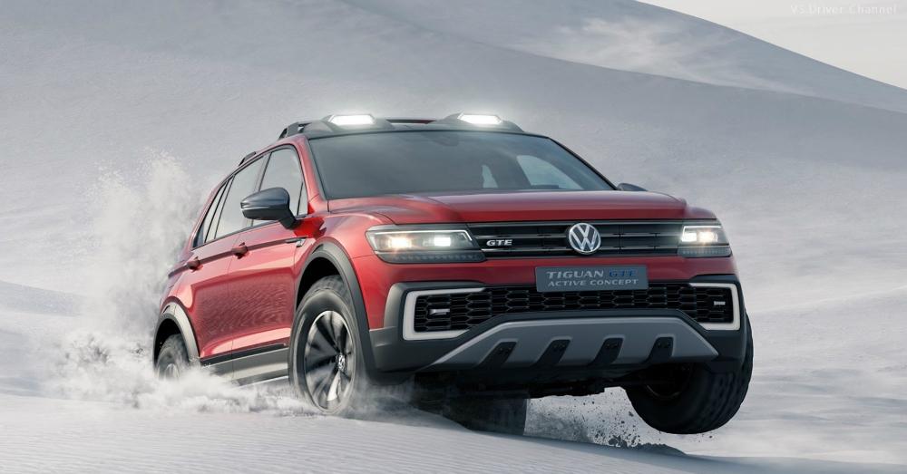 11.23.16 - Volkswagen Tiguan
