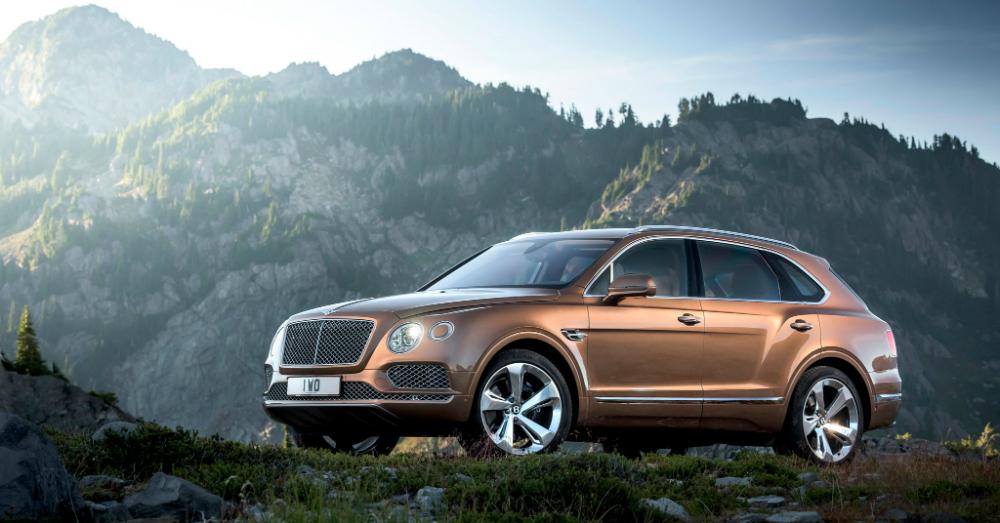 05.19.17 - Bentley Bentayga