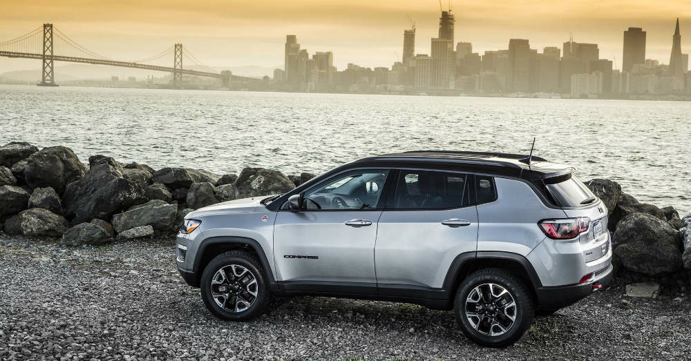 2018 Jeep Compass Technology with Style and Substance