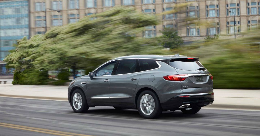 The Buick Enclave Has What You Need