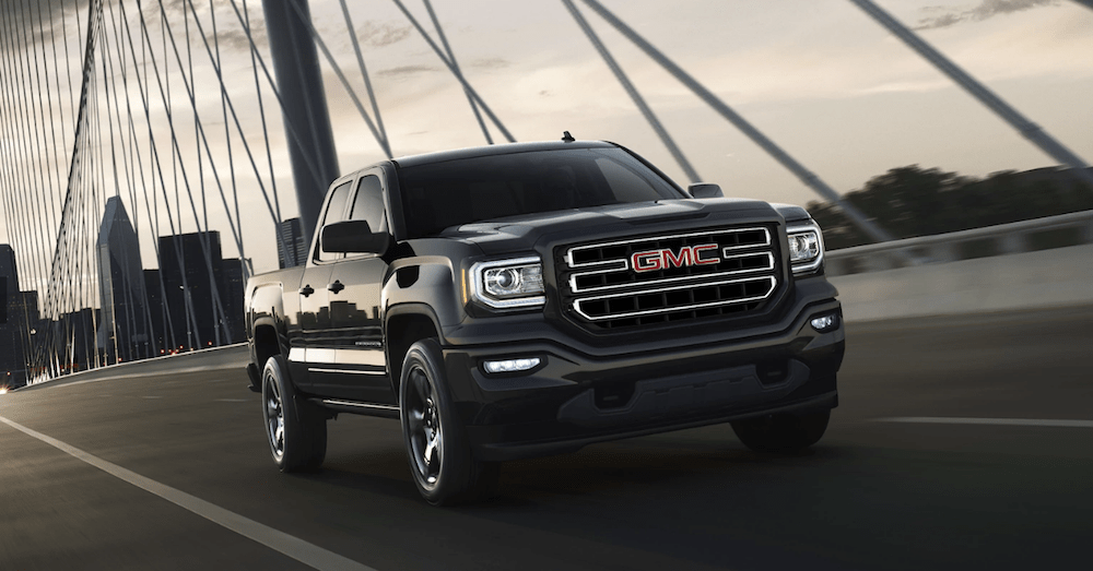 Rugged Half Ton Power and exceptional performance from GMC