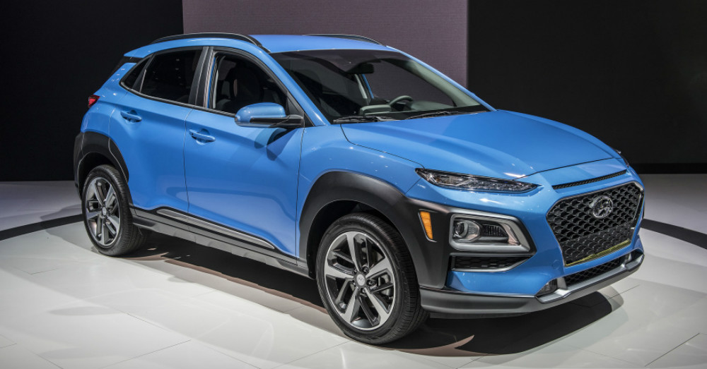 2018 Hyundai Kona An Excellent New Compact Crossover SUV