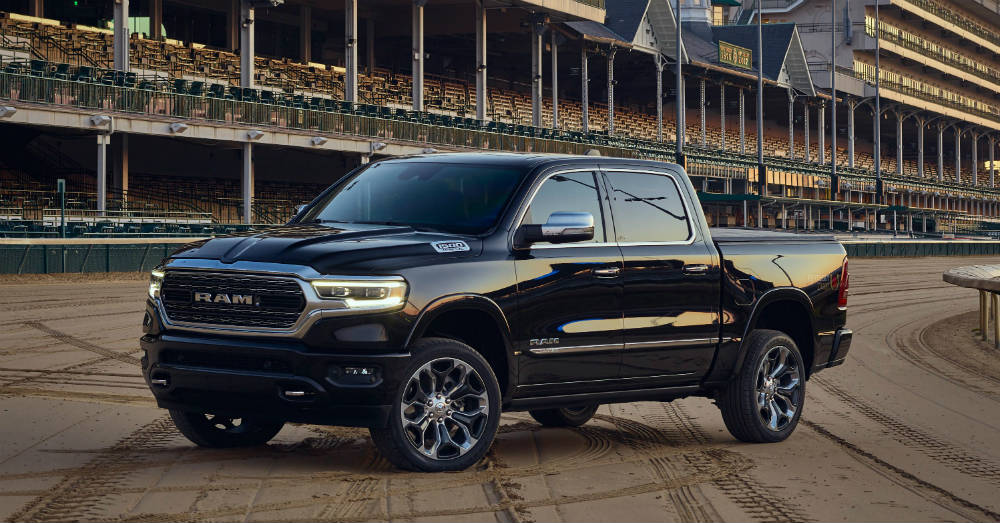 More Spy Shots Ahead of the Ram 1500 Reveal