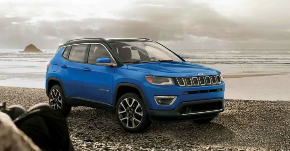 2019 Jeep Compass - Compact Driving Excitement