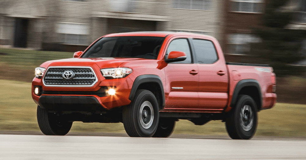 The Toyota Tacoma Make a Serious Jump in the Market