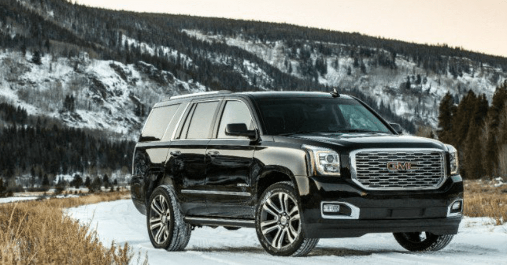 Qualities that Make the GMC Yukon Right for You