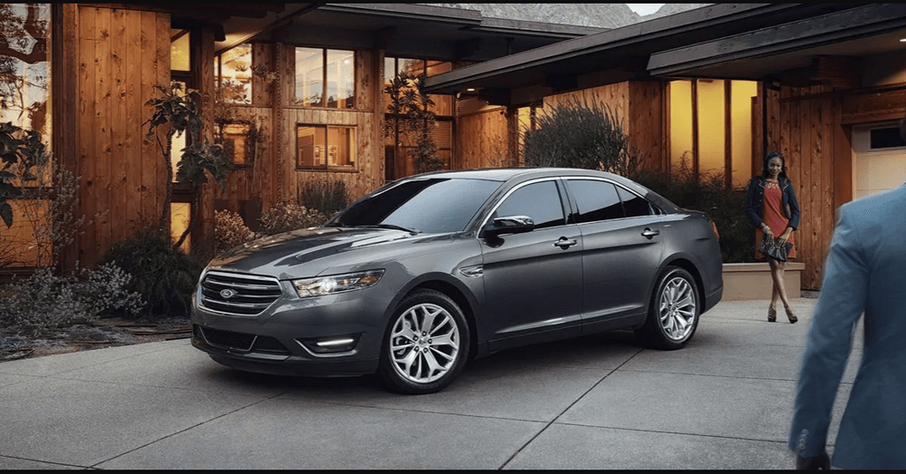 The Ford Taurus is Great to Drive