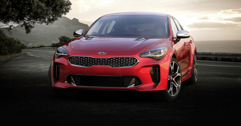 Kia Offers Sporty Fun in the Stinger