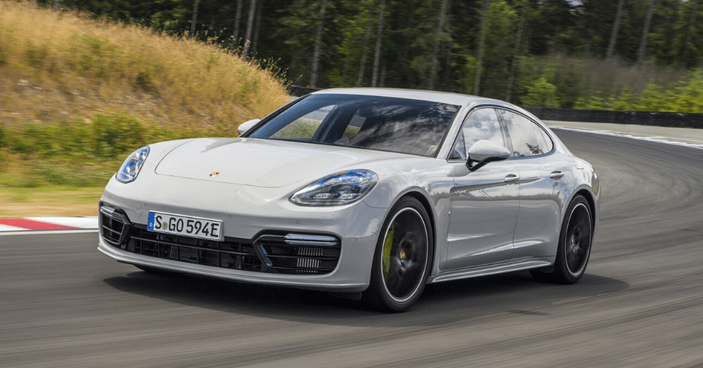 The Porsche Panamera is Extremely Special