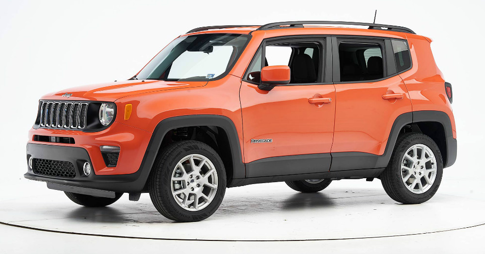 Compact SUV - The Smallest Jeep is Right for You