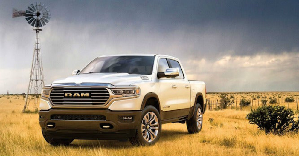 2020 Ram - More Stuff for You in the Ram 1500