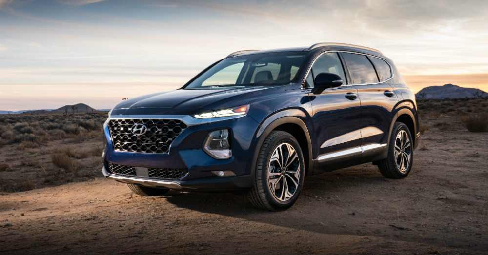 2020 Hyundai - Qualities Youll Admire in the Santa Fe