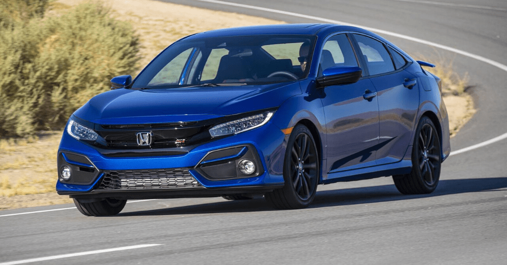 So Many Reasons to Drive the Honda Civic