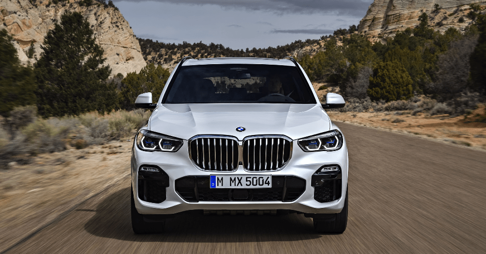 2018 BMW X5: Driving Right in a Midsize SUV