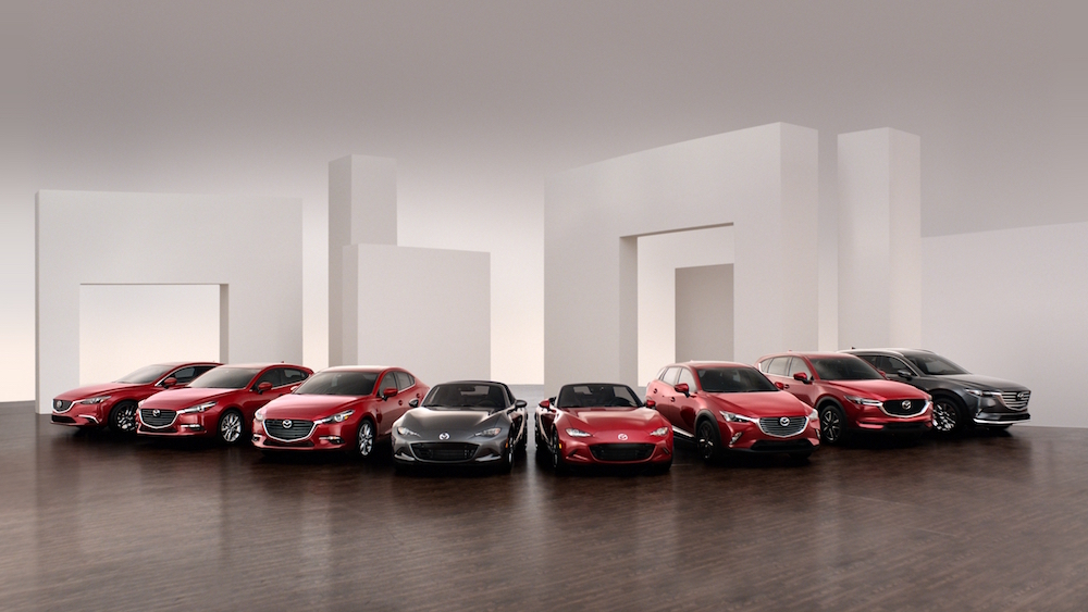 Mazda Dealership