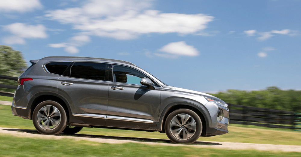 It's Easy to Find the Right Used Hyundai Santa Fe