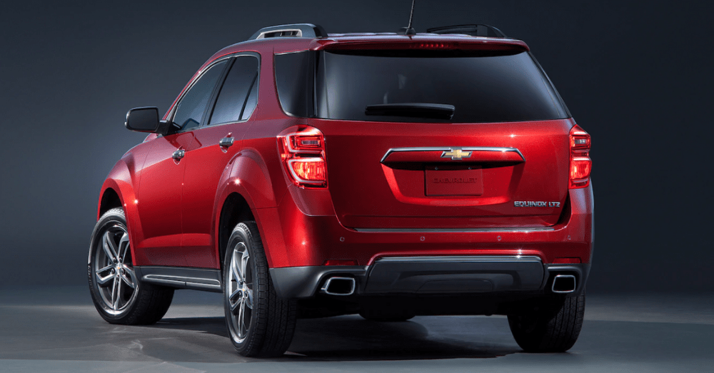 The Chevy Equinox will Stun You