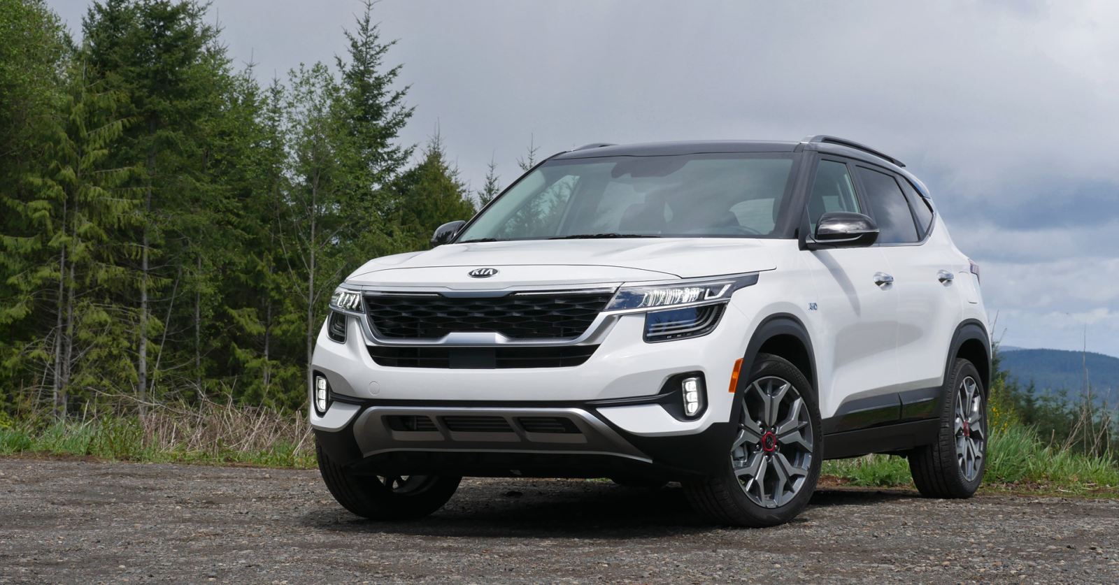 Kia Seltos - A Smaller Kia SUV is on the Way