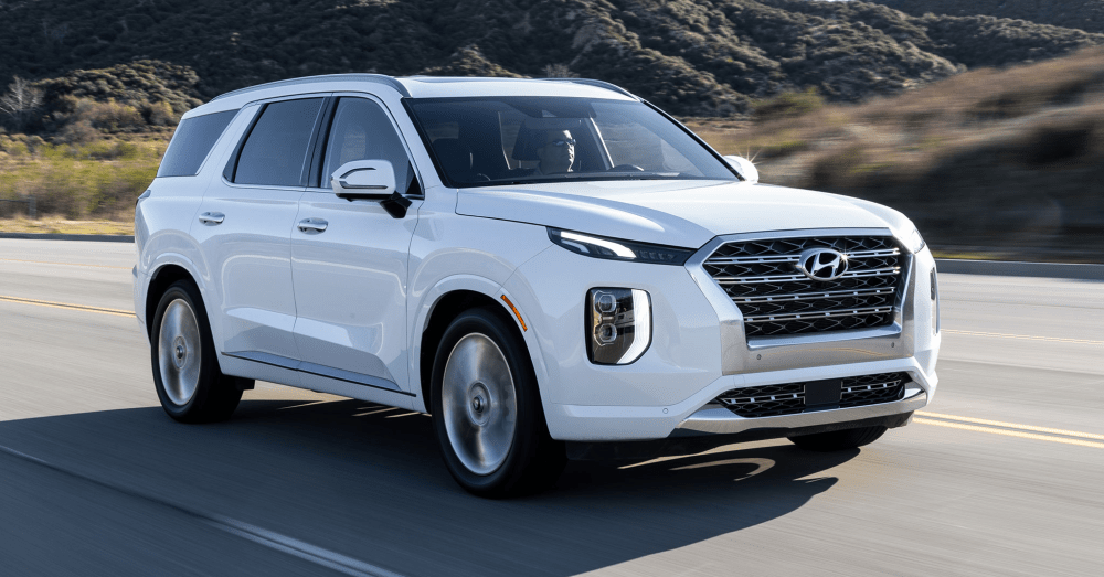 Going to the Top with the Hyundai Palisade Calligraphy