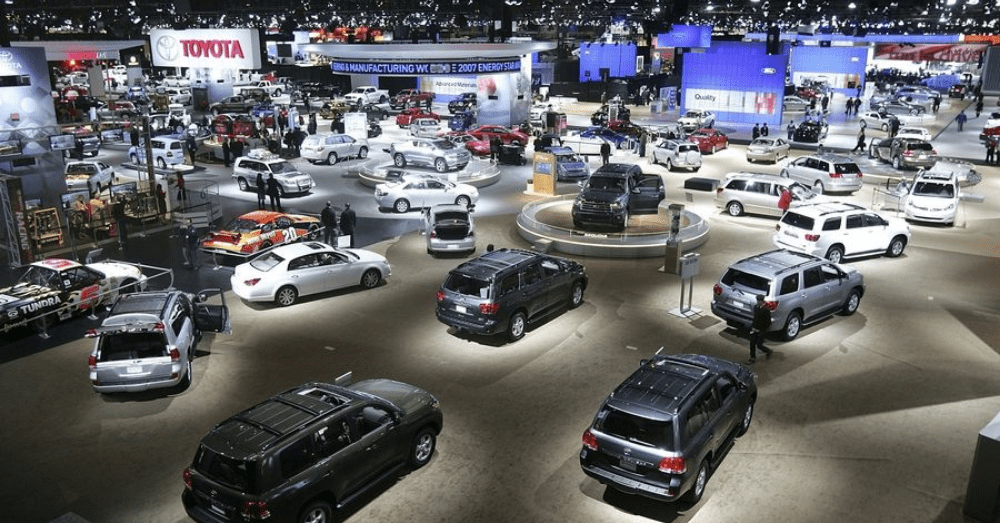 The Chicago Auto Show Results