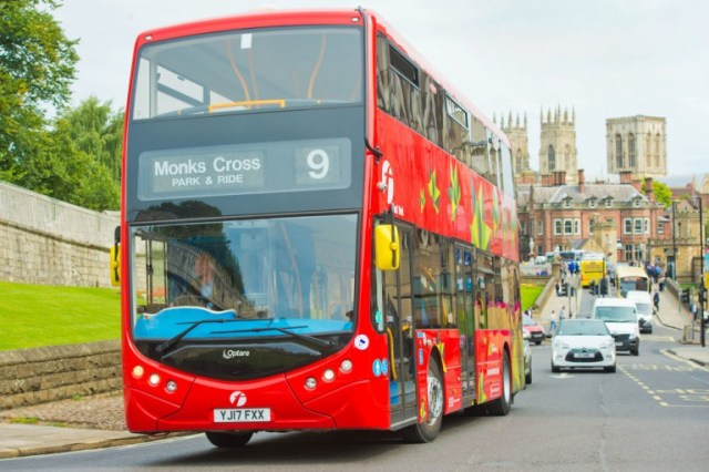 autobus elettrici optare transport for london londra