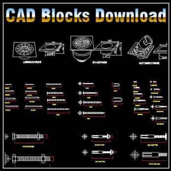 ☆Autocad Blocks Library Archives - Autocad Design Pro