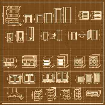 System Cabinets Cad