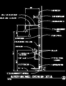 Plumbing Fixture Sample Drawings