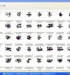 autocad details [ 1440 x 900 Pixel ]