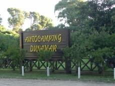 Autocamping Dunamar - 2013